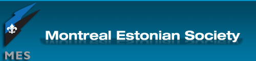 Montreal Estonian Society Logo